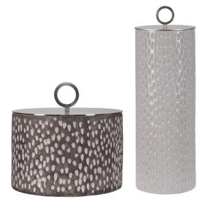 "Cyprien - 19.25"" Container (Set of 2)"