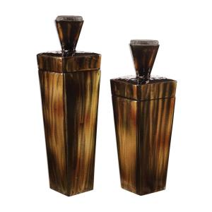 Lisa - 23 inch Container (Set of 2) - 6.25 inches wide by 6.25 inches deep
