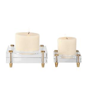 Claire - 6.25 inch Candleholder (Set of 2)