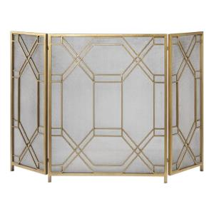 Rosen - 52.5 inch Fireplace Screen