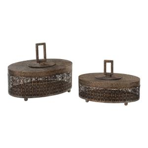 Agnese - 14 inch Box (Set Of 2)