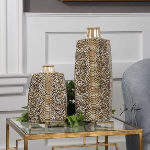 Reptila - 16.75 inch Vase (Set of 2)