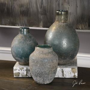 """Mercede - 7.75"""" Vase (Set of 3)"""
