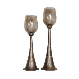 "Badal - 32.5"" Candleholder (Set of 2)"
