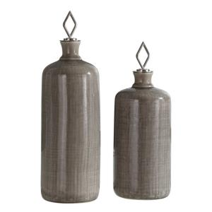 "Dhara - 23"" Bottle (Set of 2)"