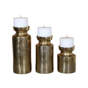 Amina - 13 inch Candleholder (Set of 3)