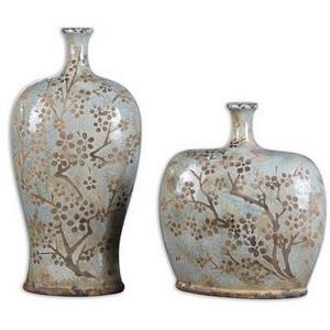 """Citrita - 18"""" Decorative Vase (Set of 2)"""