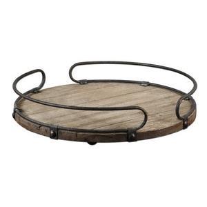 Acela - 20.13 inch Round Wine Tray
