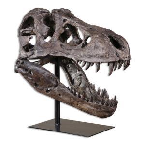 """Tyrannosaurus - 20"""" Sculpture"""