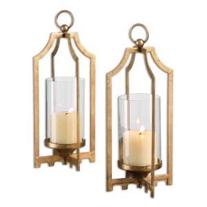 Lucy - 12.75 inch Candleholder (Set of 2)