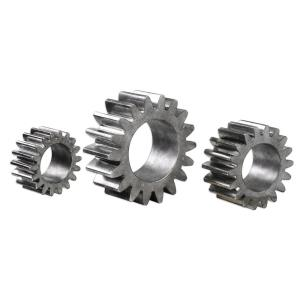 Gears - 8.88 inch Sculpture (Set of 3) - 8.88 inches wide by 8.88 inches deep