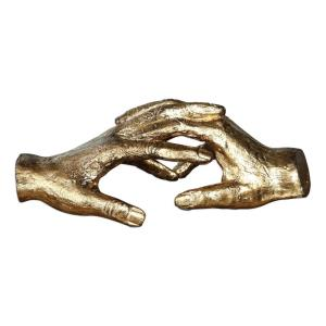 Hold My Hand - 9 inch Sculpture