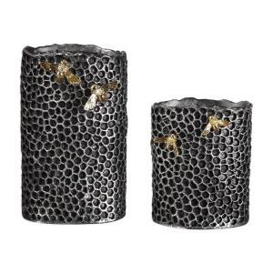 """Hive - 12.25"""" Vase (Set of 2)"""
