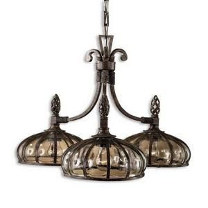 Galeana - Three Light Chandelier
