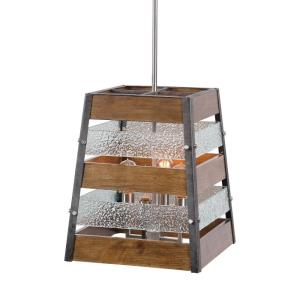 Glasshouse Pendant 4 Light  - 16.25 inches wide by 16.25 inches deep