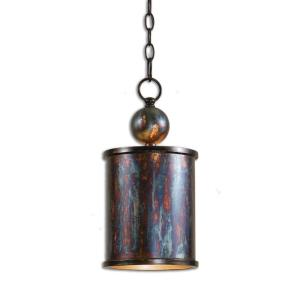 Albiano Mini Pendant 1 Light  - 7.5 inches wide by 7.5 inches deep