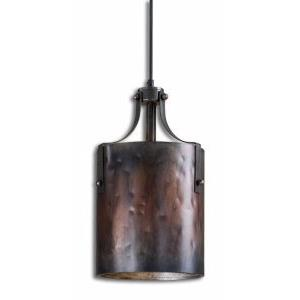 Akron Mini Pendant 1 Light
