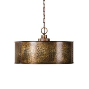 Wolcott - Three Light Pendant