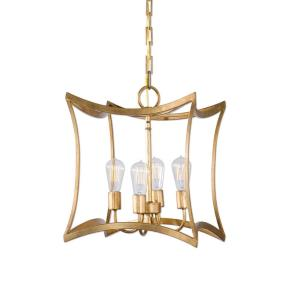 Dore - Four Light Pendant