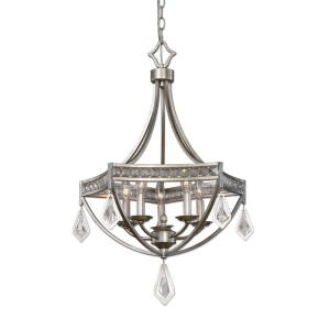 Tamworth Pendant 5 Light  - 21.5 inches wide by 21 inches deep