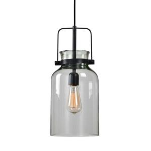 Lansing Mini Pendant 1 Light  - 8 inches wide by 8 inches deep