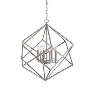 Euclid Pendant 6 Light