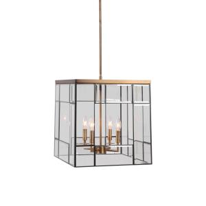 Romilly - 4 Light Pendant