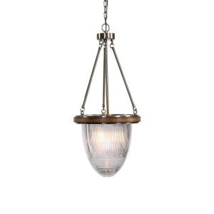 Clemmie Pendant 1 Light  - 14.25 inches wide by 14.25 inches deep