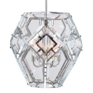 Noorvik Pendant 4 Light  - 17 inches wide by 17 inches deep