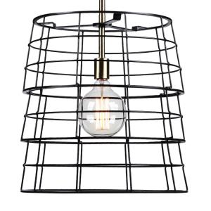 Grader Pendant 1 Light  - 16 inches wide by  inches deep