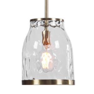 Crossley Mini Pendant 1 Light