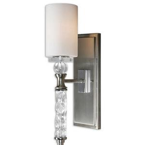 Campania - 1 Light Wall Sconce - 5.25 inches wide by 7.5 inches deep