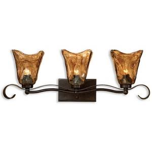 Vetraio 3 Light  Bath Vanity Strip