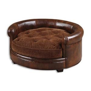 "Lucky - 35"" Designer Pet Bed"