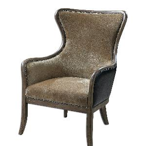 Snowden - 41.5 inch Wing Chair