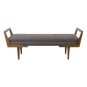 Waylon - 59.25 inch Mid-Century Modern Bench