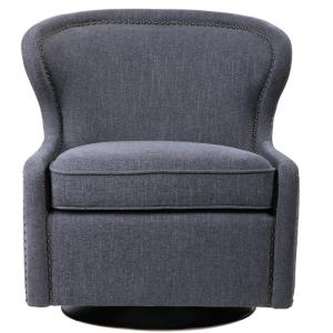Biscay - 32 inch Swivel Chair