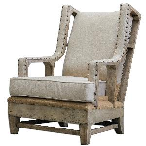"""Schafer - 44"""" Arm Chair"""