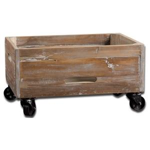 "Stratford - 23.63"" Cart And Rolling Box"