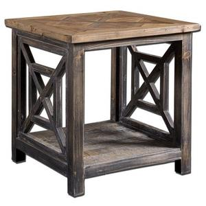 Spiro - 21.63 inch End Table