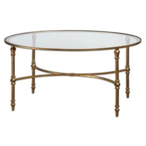 "Vitya - 40"" Coffee Table"