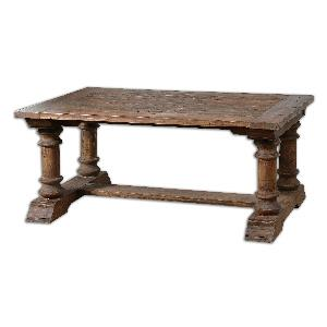 "Saturia - 48"" Coffee Table"