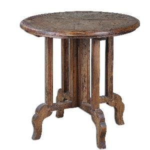 Imber - 31.5 inch Round Accent Table