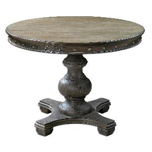 "Sylvana - 42"" Round Accent Table"