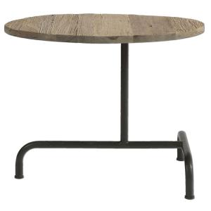 Martez - 21 Inch Industrial Accent Table