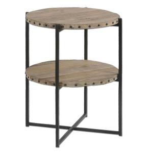 Kamau - 23.6 inch Round Accent Table