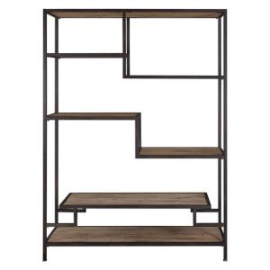 Sherwin - 80 inch Industrial Etagere