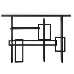 "Dane - 48"" Industrial Console Table"