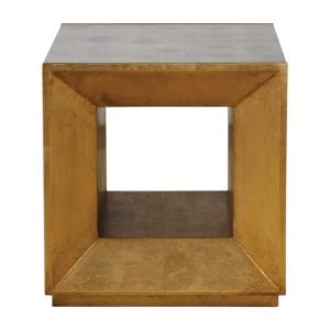 Flair - 21.5 inch Cube Table - 20 inches wide by 20 inches deep