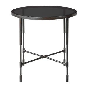 Vande - 25 inch Accent Table - 24.5 inches wide by 24.5 inches deep